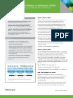 VMware Distributed Resource Scheduler DRS DS En
