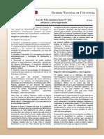 Coy 113 - Ley de Telecomunicaciones No 164. Alcances y Preocupaciones
