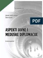 Aspekti Javne i Medijske Diplomacije