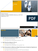 SAP BW & Solution Platform Overview