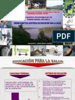 GENERALIDADES EN EDUC PA LA SALUD