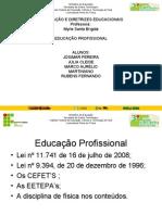 EDUCAO PROFISSIONAL