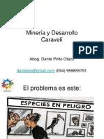 MINERÍA Y DESARROLLO