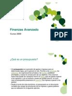 Negocio Finanzas Avanzado