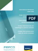 FEFCO ESBO Code of Designs