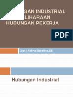 Power Point Hubungan Industri