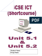 Year 10 ICT Booklet