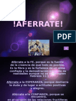 Aferrate!!!