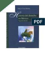 Historia Del Derecho Mexicano 1 Derecho Indigena Prehispanico Oscar Perez Barney