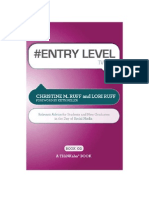 #ENTRY LEVEL tweet Book02