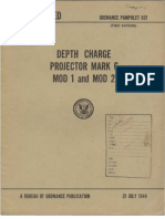 Naval Depth Charges Manual