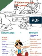 La educación como una mercancía--PINOCHO