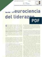 La neurociencia y el liderazgo