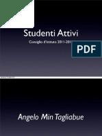Presentazione elettorale CDI 2011-12