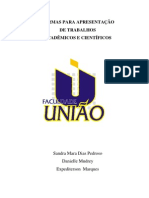 Manual Abnt Uniao