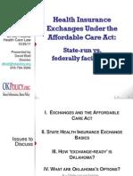 Exchange Presentation