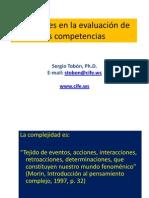 Principios de La Evaluacion y to Complejo