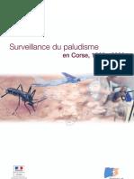 Surveillance Paludisme Corse