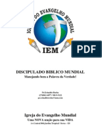 DISCIPULADO BIBLICO MUNDIAL