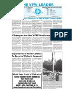 VFW NC Leader Jul-Sept 2011