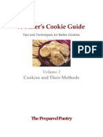 A Bakers Cookie Guide-Volume1