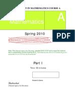 Solutions+Part+I+&+II++NPMaA+Spring+2010