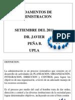 01.-FUNDAMENTOS DE ADMINISTRACION