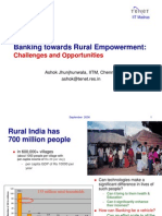Banking Towards Rural Empowerment-Sep06