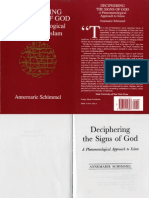 Deciphering the Signs of God - Annemarie Schimmel
