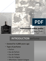 Perfume Presentation