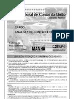 TCU2004-Objetiva-Analista