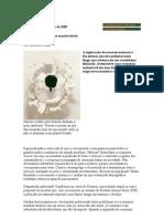 Artigos Novos > Sustentabilidade Em Um Mundo Lotado