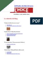 Newsletter #2 - 27 Ottobre 2011