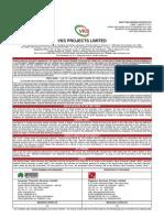 Vks Projects Ltd
