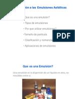 Introducción Emulsiones-FR