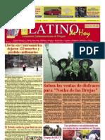El Latino de Hoy WEEKLY Newspaper | 10-26-2011