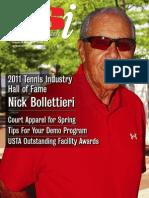 201111 Racquet Sports Industry