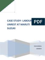 Maruti Case