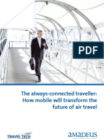 """The Biggest """"Technology Disruption"""" in the Travel Industry"""
