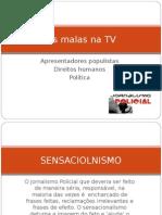 Jornalismo Policial Na TV