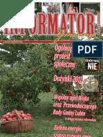 Informator Gminny Nr 5/2011