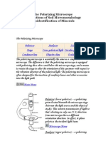 Soil Micromorphology Glossary