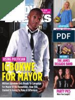 San Antonio, Study Breaks Magazine, November 2011