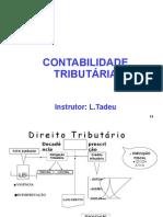 CURSO  CONTABILIDADE TRIBUITÁRIA