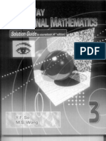 Pages From NEW WAY Additional Mathematics Vol3 Solution-1