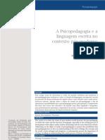 A Psicopedagogia e a linguagem escrita no conceito pós moderno