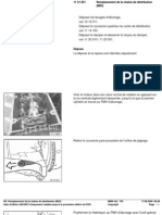 RA Rem Placement de La Chaîne de Distribution (M43)