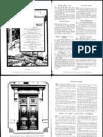 Chile en Sevilla. Una vista panoramica sobre el Comercio y las Industrias de Chile en 1929 Páginas 272-509 (1929)