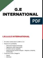 I.M.a.G.E International_Grp 3 Sec A