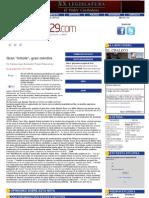 27-10-11 Anuncia Cano Vélez  290 Millones Para Sonora